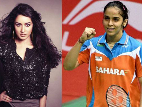 Shraddha Kapoor Play Badminton Star Saina Nehwal Biopic Not Deepika Padukone