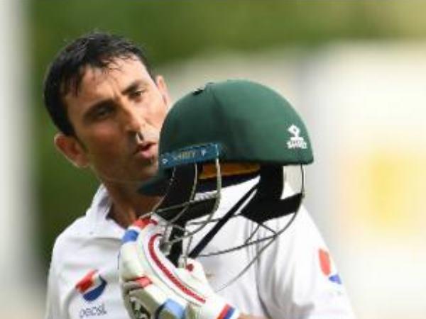 Pakistan Cricketer Younis Khan Reaches 10000 Test Runs