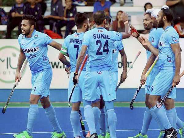 Sultan Azlan Shah Cup India Overcome Japan 4