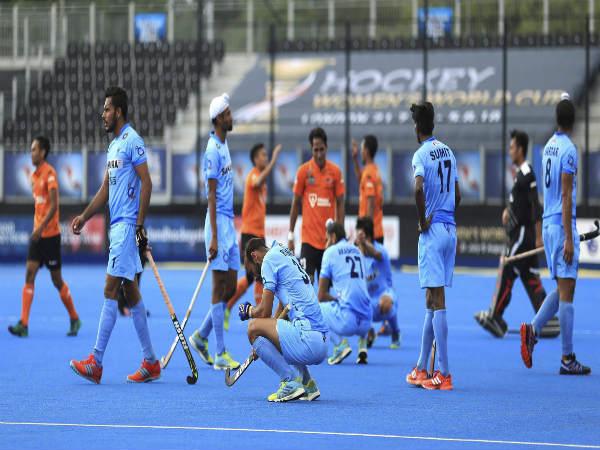 Hockey World League Semi Final Canada Beat India 2