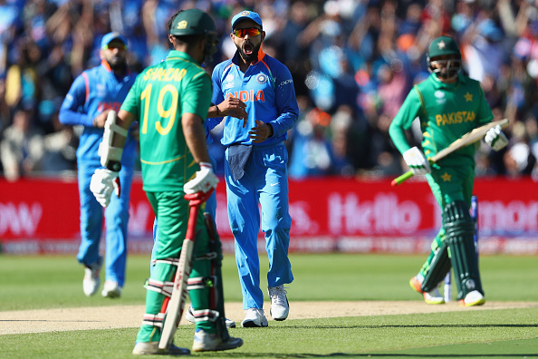Champions Trophy 2017 Big Records From The Match India Vs Pakistan
