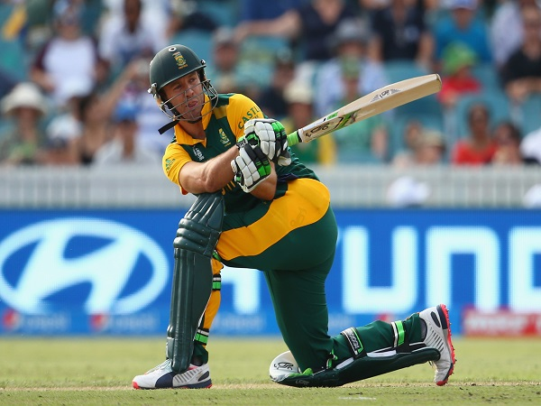 South Africa vs Bangladesh: AB de Villiers blasts 176 in 104 balls
