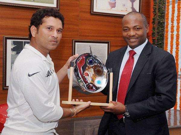 Tnt Cricket Board Denied Brian Lara Wish On Sachin Tendulkar