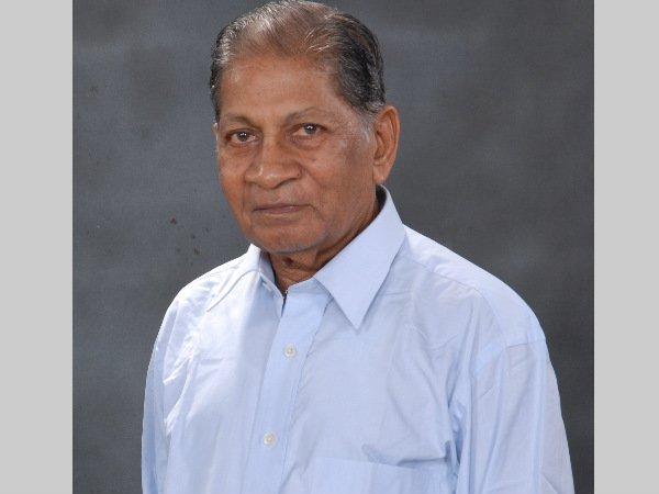 Indian Former Cricket Umpire Sr Ramchandra Rao Died