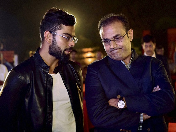 If Captain Virat Kohli Dominate Team, Then I would be the Coach On team India: Virender sehwag