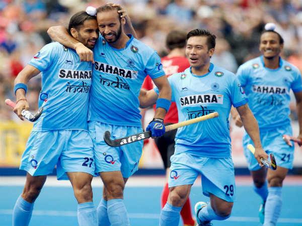 Hockey Asia Cup 2017 India Beat India Beat Malaysia 6 2