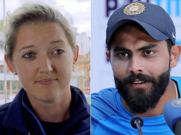 When England Cricketer Sarah Taylor Posted Series Tweets To Ravindra Jadeja
