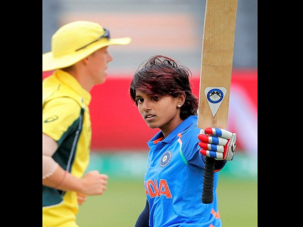 Icc Women World Cup 2017 Punam Raut Used Practice With Rohit Sharma