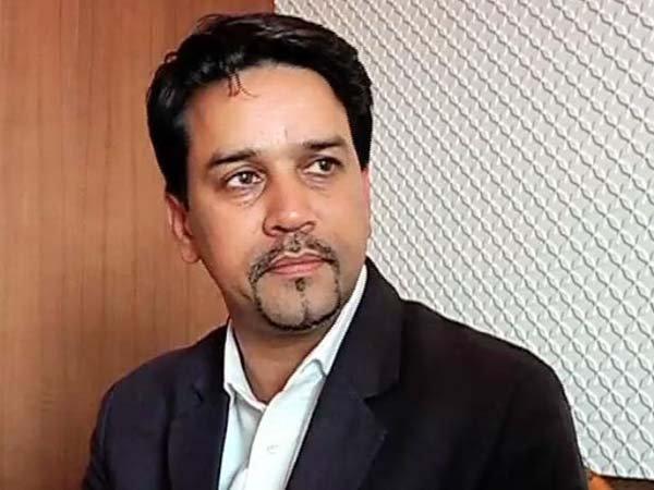 Sc Drops Contempt Proceedings Against Anurag Thakur