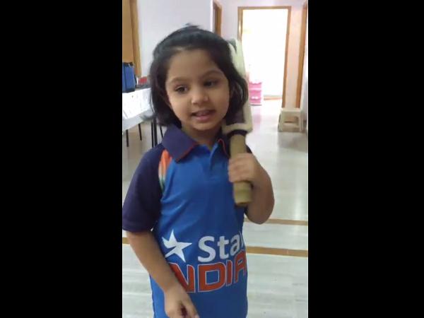 India Skipper Mithali Raj Overwhelmed After Seeing Little Girl Dressed Up Like Her