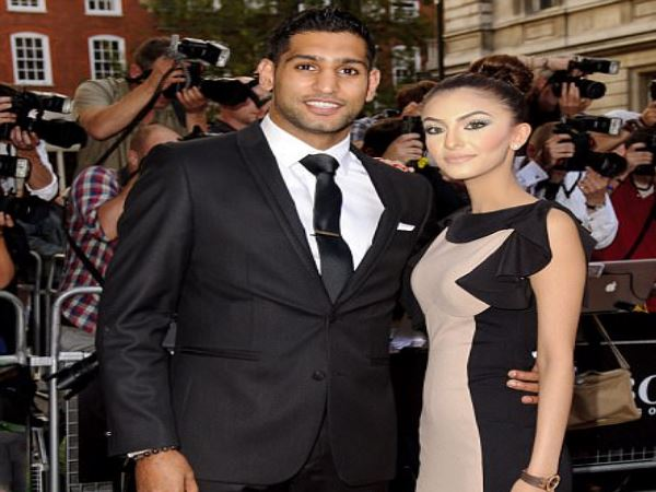 Amir Khan Wife Faryal Makhdoom Involved Ugly Spat On Twitte