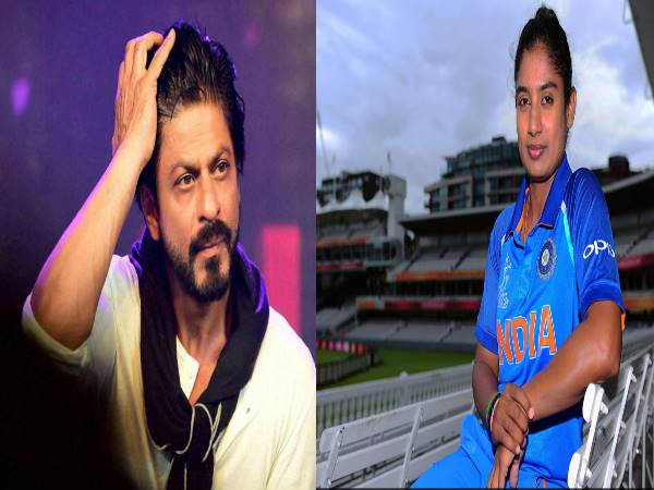 Shah Rukh Khan Apologise Mithali Raj Heres Why