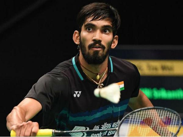 World Badminton Championships K Srikanth Beats Sergey Sirant
