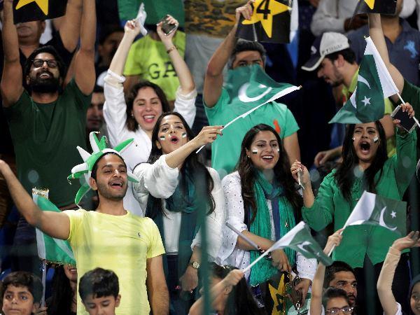 पाकिस्तानी फैन्स को गुमराह कर रही बीसीसीआई