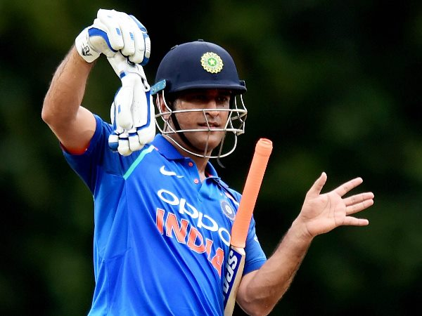 Former indian skipper MS Dhoni Responds To Calls For His Ouster From India's T20 Team