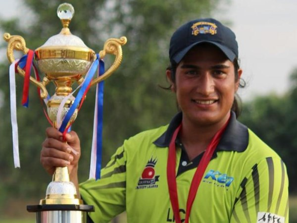 Jasia Akhtar Will Be The First Woman Cricketer From Jammu And Kashmir To Make It To The National Cam