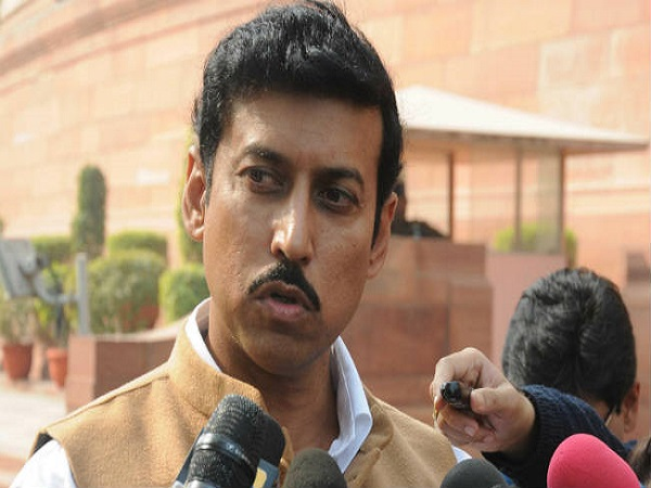 Modi Cabinet Reshuffle Rajyavardhan Rathore Is Now Also Minnister Independent Charge Of Sports