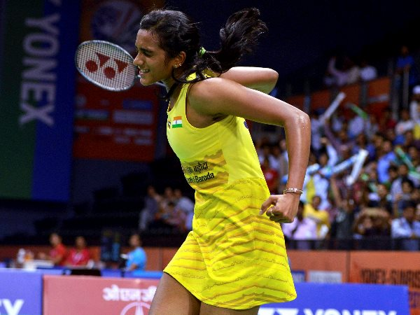 Korea Open Super Series India Pv Sindhu Beats Japan S Minatsu Mitani To Advance Into The Semi Final