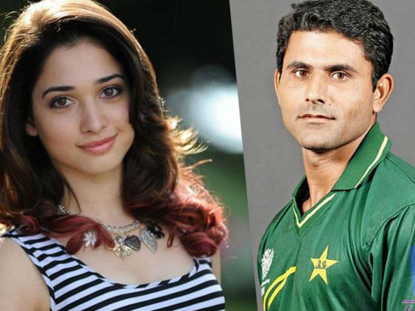 Tamanna Bhatia Pakistani Player Abdul Razzaq S Relationship Was Also Grab The Limelight Is It True