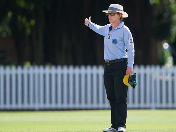 Australia's Claire Polosak to become the first woman umpire in men's cricket