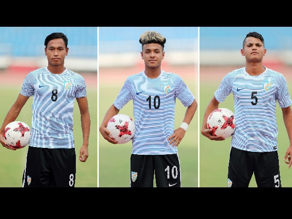 Fifa Under 17 World Cup 2017 Anything You Want Know About India U 17 Football Team