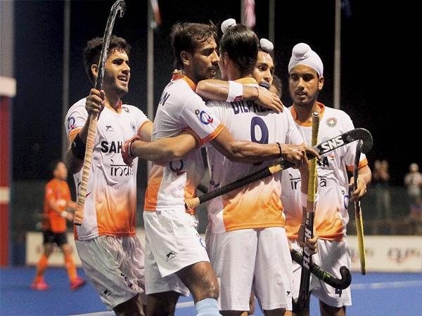 India Thrash Usa 22 0 Sultan Johor Cup Hockey Tournament