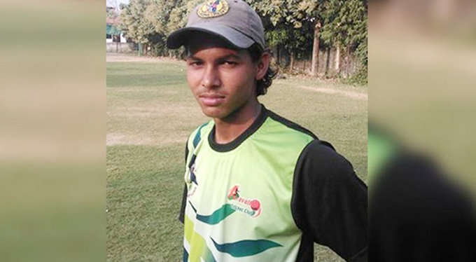 15 year old, Rajasthan boy, Akash Choudhary,10 wickets, conceding any run,RAJASTHAN cricket,Jaipur,