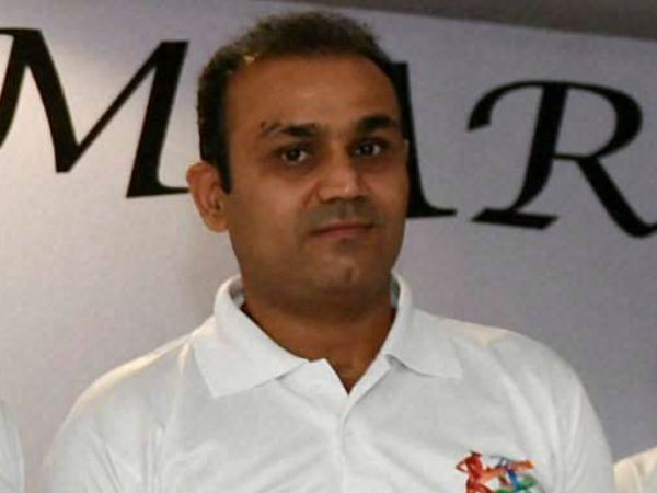 Virender Sehwag Appointed As Member Of The Anti Doping Appeals Panel