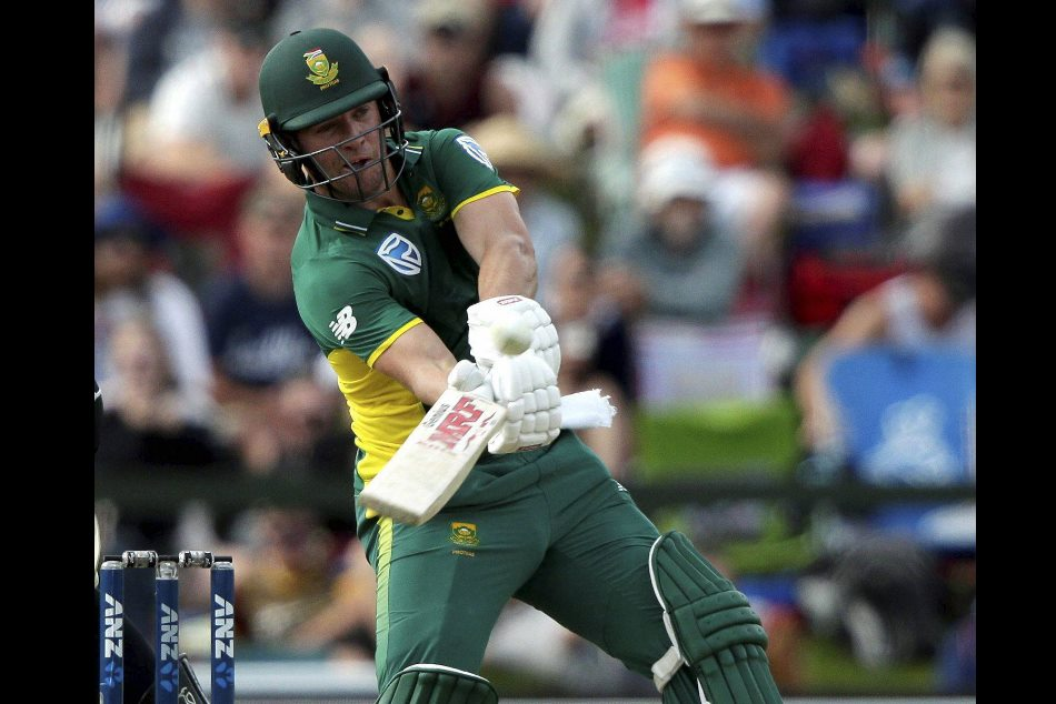 AB de Villiers already predicted india series win
