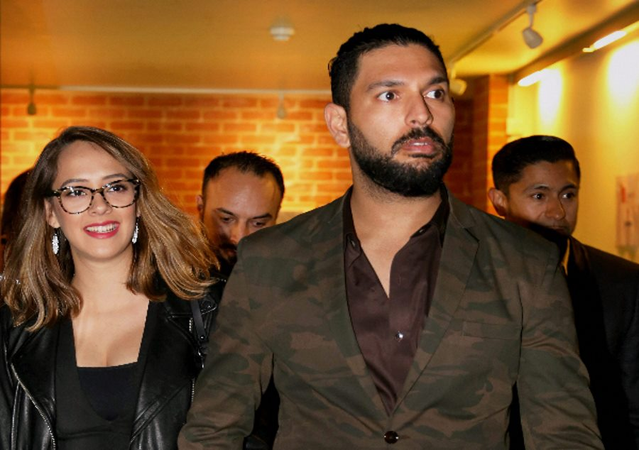 Yuvraj Singh Shares Video Most Bizarre Dismissal Cricket