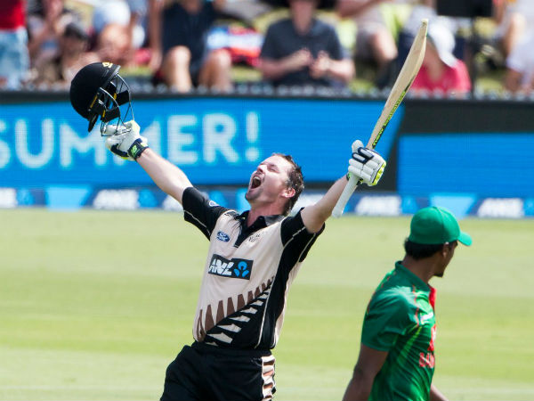Newzealnad Team Openar Colin Munro Big Statement Ahead Of The First T