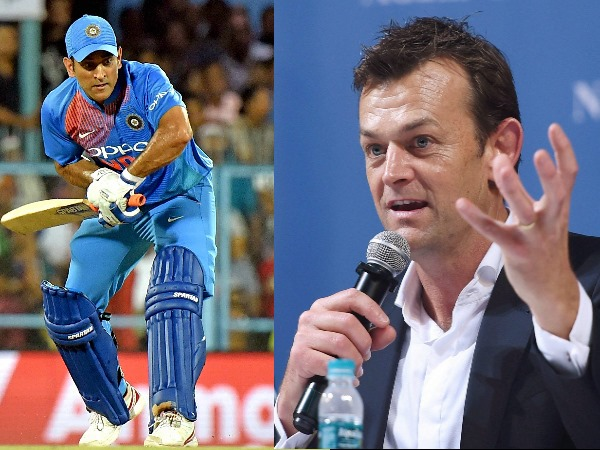 Adam Gilchrist said Don't undervalue MS Dhoni's experience
