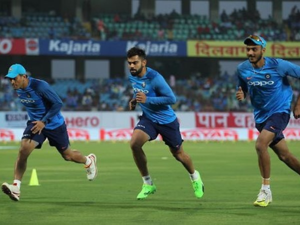 india vs new zealand 3rd t20: Axar patel said its Hard task to beat these two legends in a race