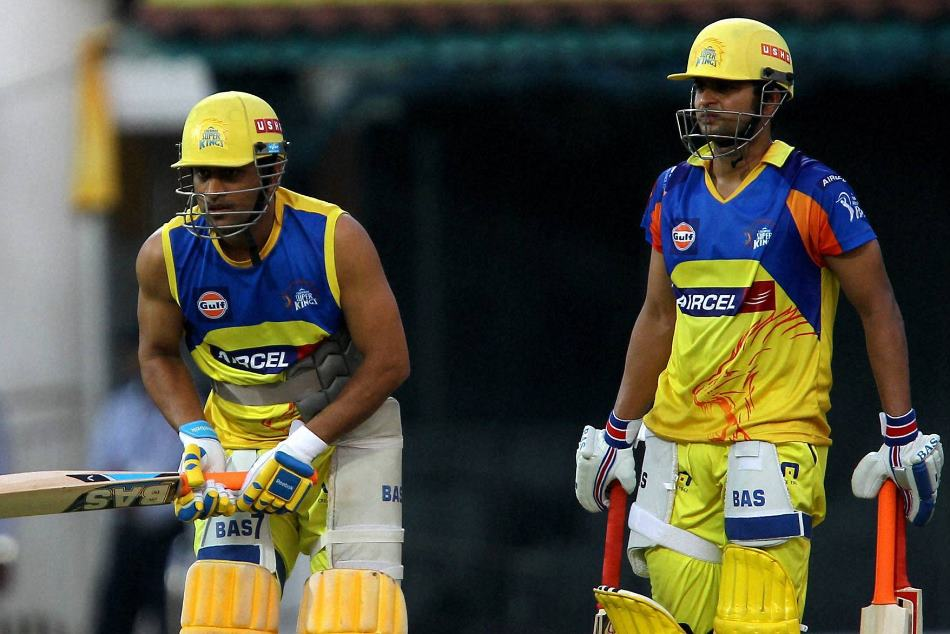 Ms Dhoni R Ashwin Faf Du Plessis Retained Chennai Super Kings Suresh Raina Left Report