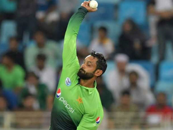 ICC ban Pakistan's Mohammad Hafeez for illegal bowling action
