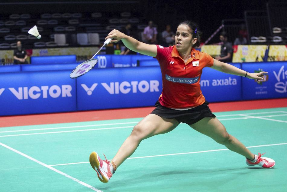 China Open Super Series Saina Nehwal Hs Prannoy Crash In Second Round