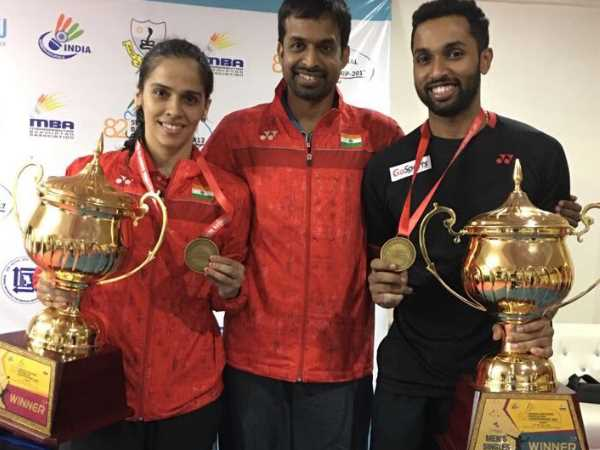 National badminton Championship 2017 : saina nehwal beats pv sindhu in final