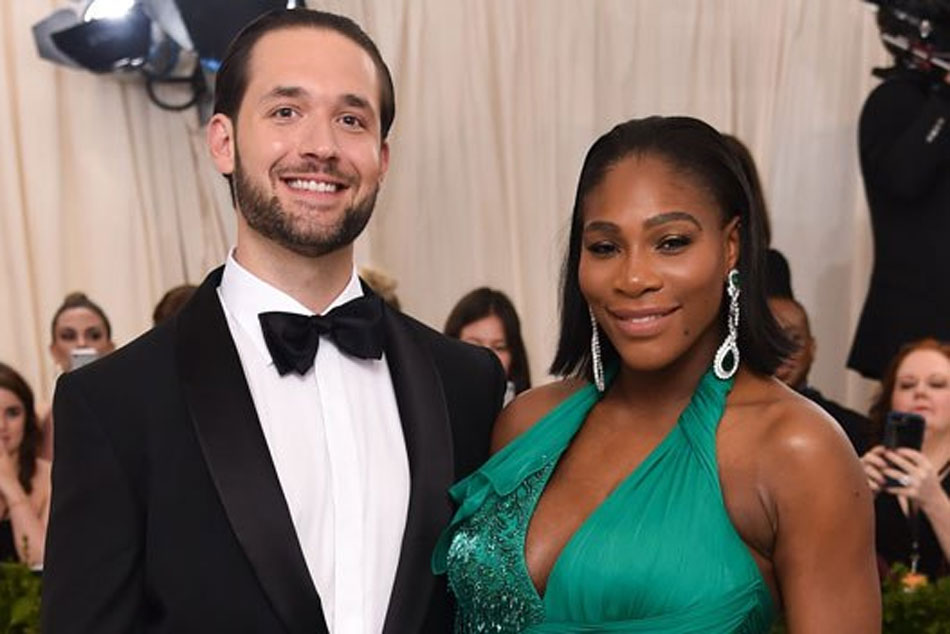 Serena Williams is set to marry Fiance Alexis Ohanian on Thursday