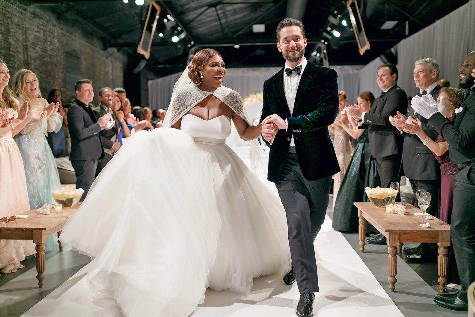 Serena Williams Wedding Photos Are Incredible
