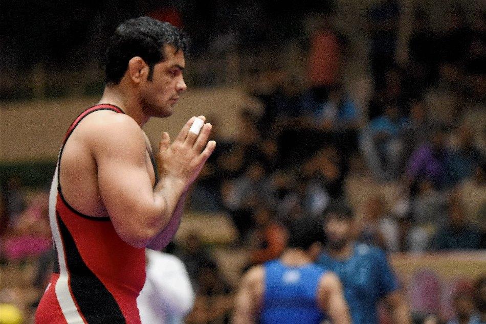Sushil Kumar Got Walks Over A Gold At National Wrestling Farhan Akhtar Tweeted