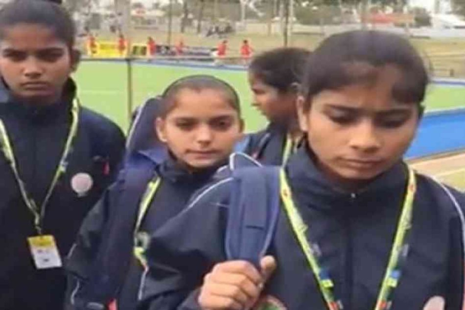 Video alleges Indian women hockey team deprived of basic facilities