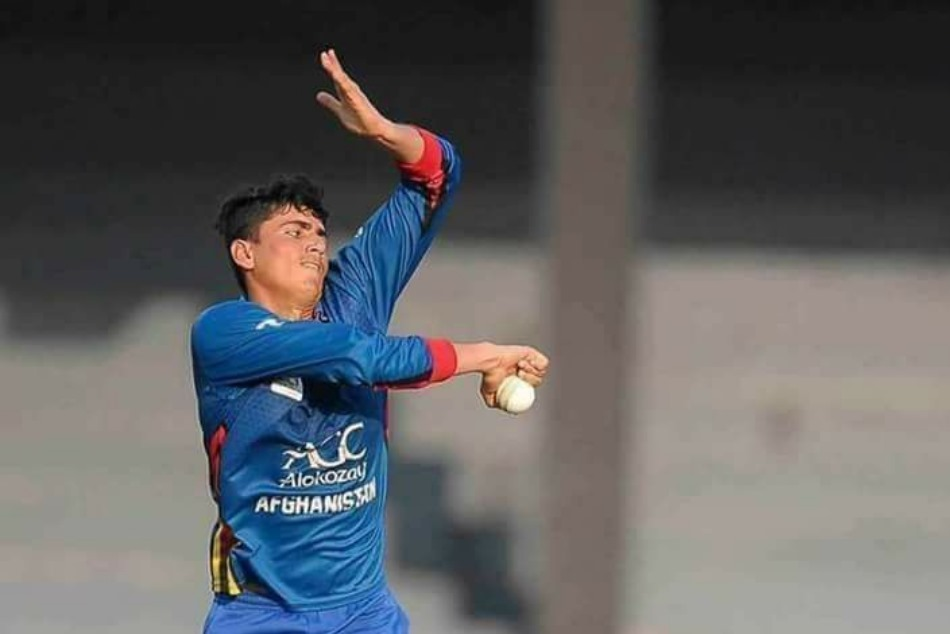 mujeeb zadran included in afghanistan team for under 19 world cup