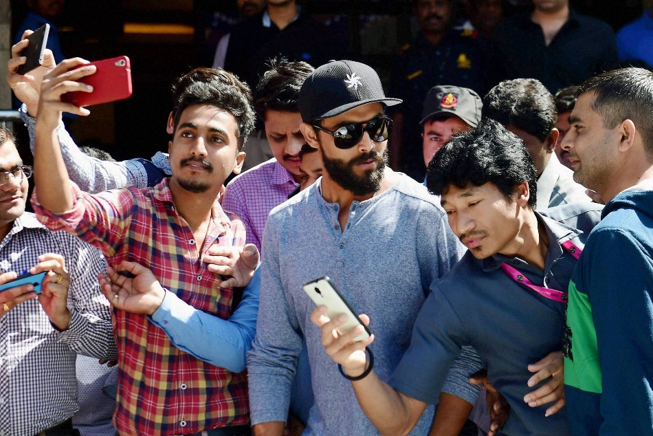 fan called ravindra jadeja by wrong name, spinner expressed expresses his anger on twitter