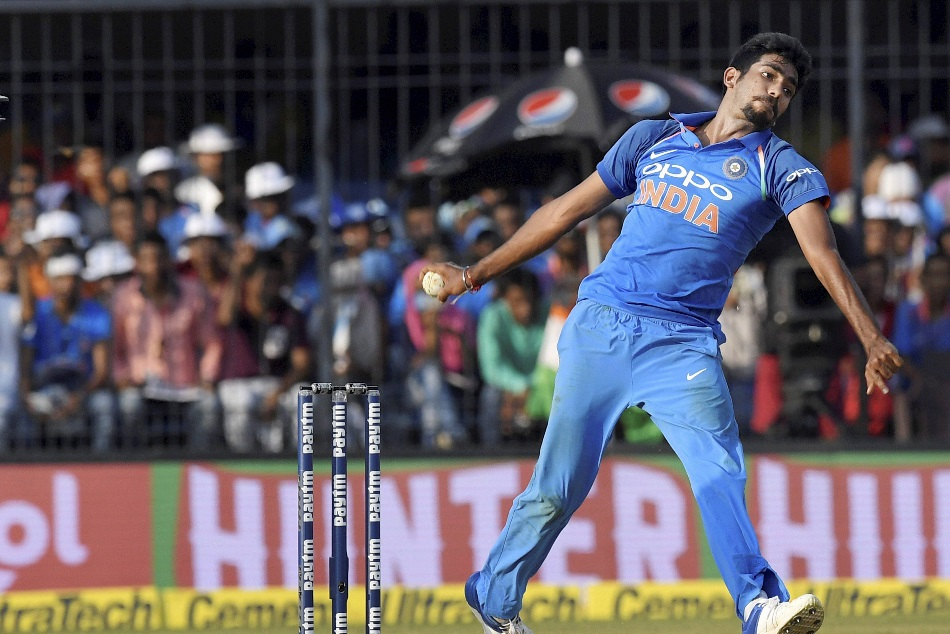 Jasprit Bumrah Ruled Of England T20is Odis