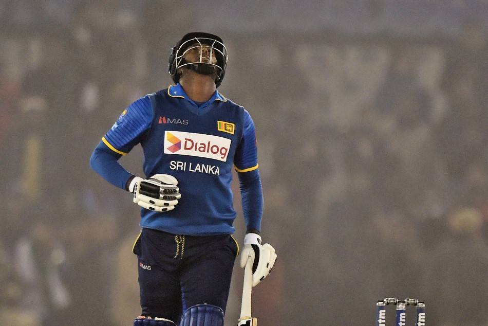 Angelo Mathews Rules Of Final T20 Due Hamstring Injury