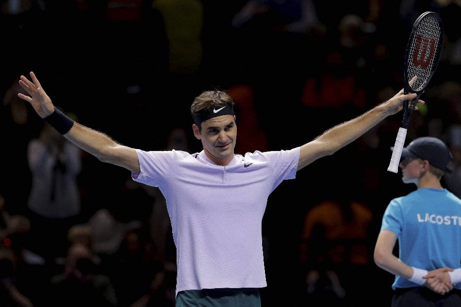 Roger federer ends memorable 2017 with win at hopman cup