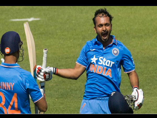 India vs Sri Lanka: Kedar Jadhav Ruled Out Of ODI Series, Washington Sundar Named Replacement