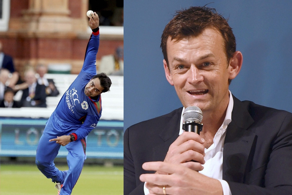 Adam Gilchrist uses Rashid Khan image as profile picture on his Twitter account