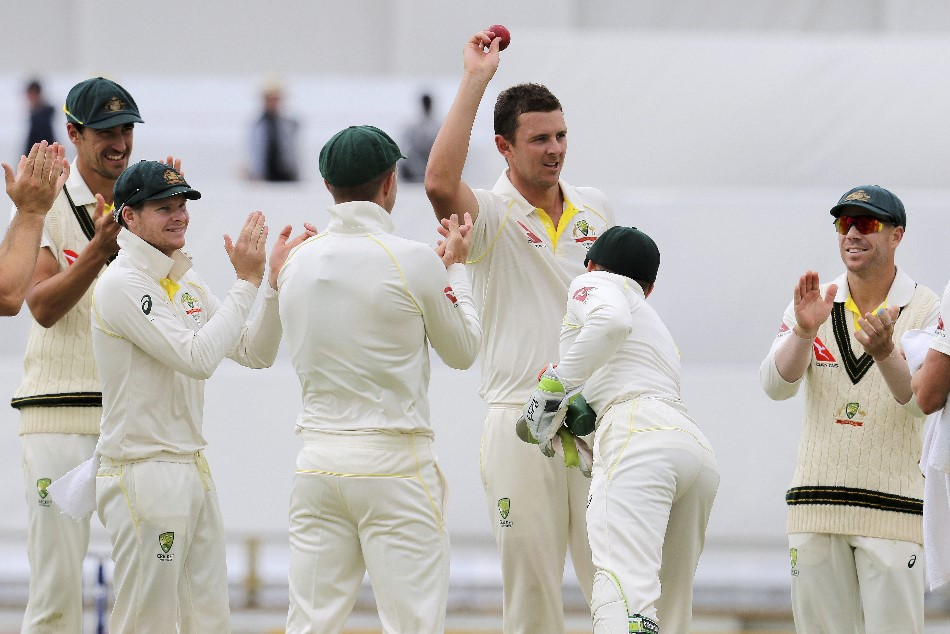 Ashes series: Dominant Australia regain the Ashes, beat england by an innings and 41 runs