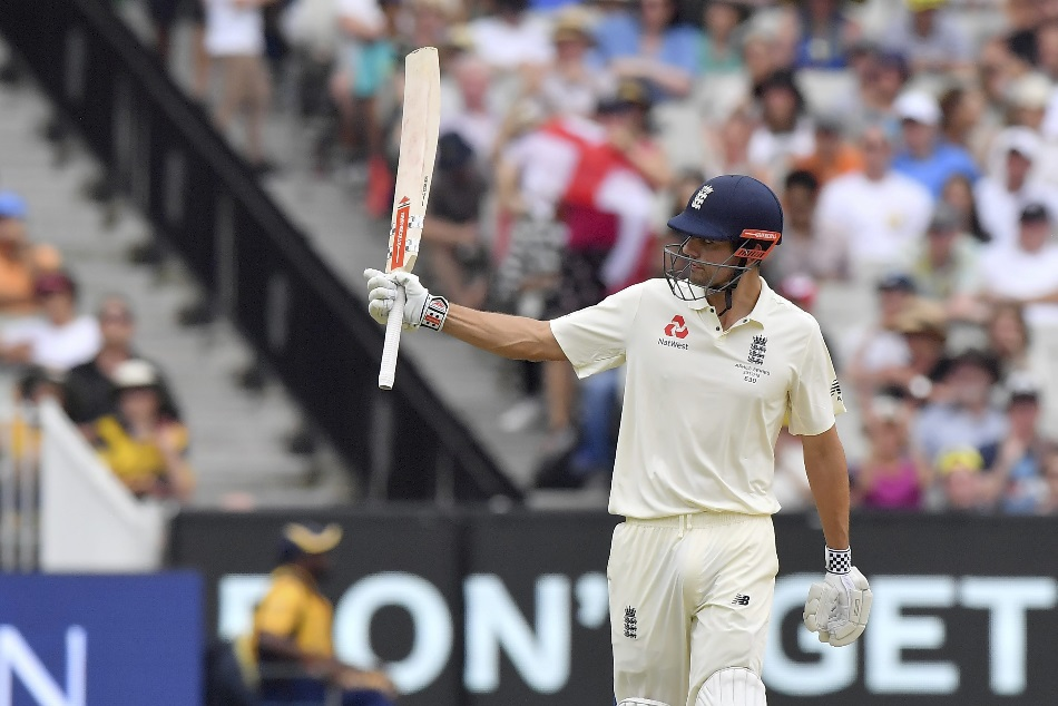 Alastair Cook's double century to put England in complete control of the fourth Ashes Test at MCG